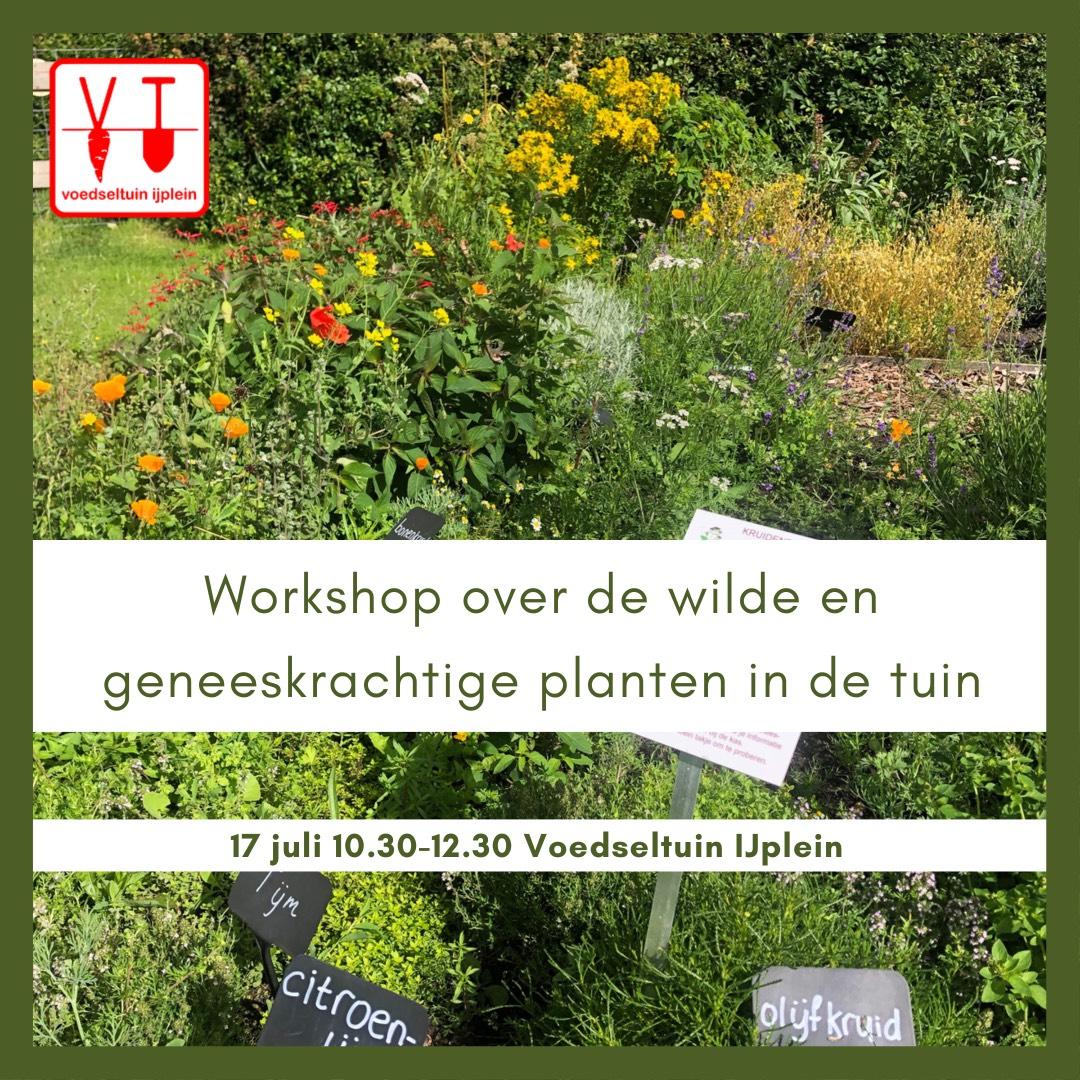 Workshop 17 juli 2021